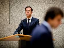 Teruglezen: Grote clash in Kamer over kabinetsplannen
