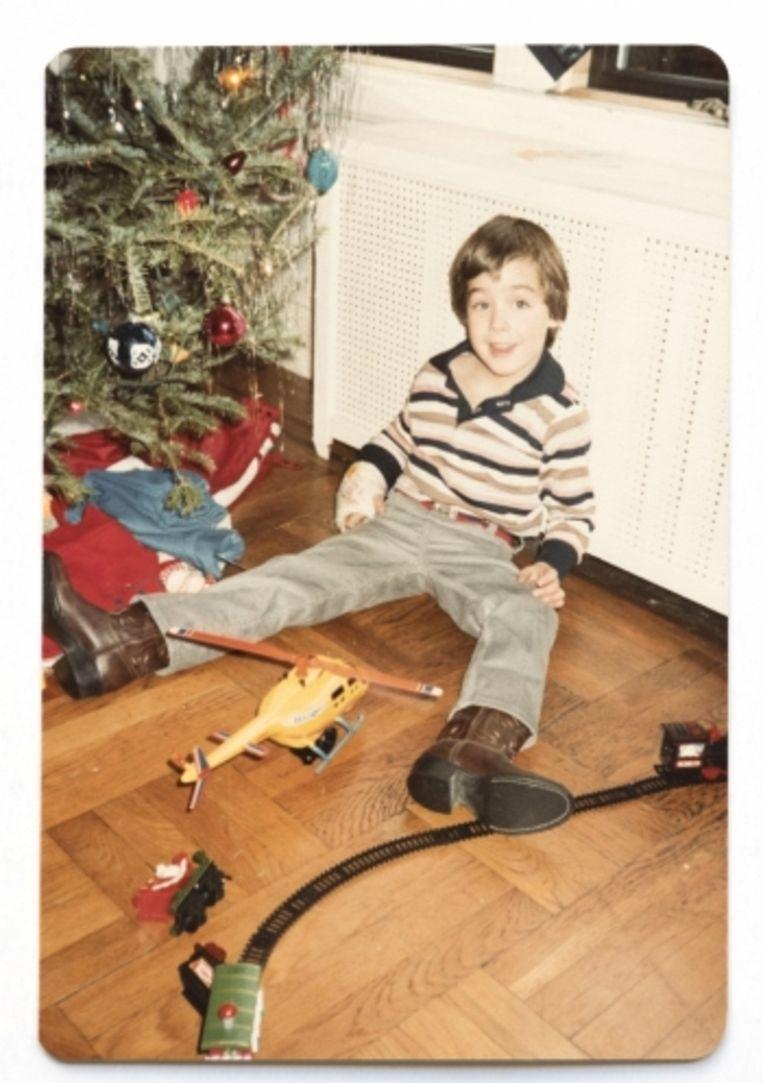 'Ik was 3 jaar, maar even lang en zwaar als een 7-jarige. Mijn testosteron-niveau lag op het peil van een jongen van 13.'   Beeld