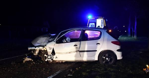 Vrouw gewond bij ongeluk in Bergentheim.