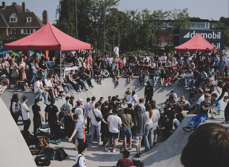 A Day of Street Culture, met De Stroate