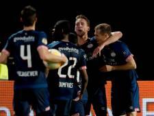 LIVE | Willem II hoopt tij te keren met dubbele wissel tegen scherp PSV