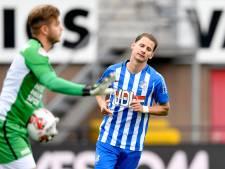 Sleegers wil dat FC Eindhoven lering trekt uit derbyverlies: 'Ook als het voetballend niet lukt, moeten we winnen'