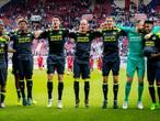 Droomweekend voor PSV, dat ineens boven komt drijven