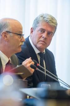 Burgemeester Anton van Aert is af en toe weer op gemeentehuis in Best