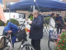 Gratis fietsen graveren tegen diefstal in Hengelo