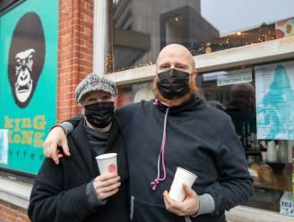 """KingKongCoffee ruilt 'Cyber Monday' voor 'White Monday': """"Gratis drankje voor iédereen in de zorgsector"""""""