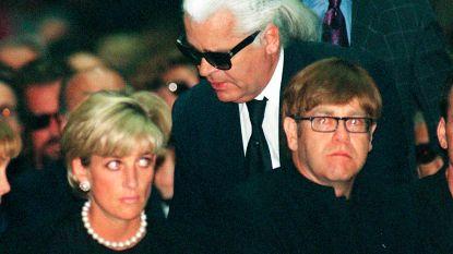 Prinses Diana boycotte Karl Lagerfeld om een persoonlijke reden