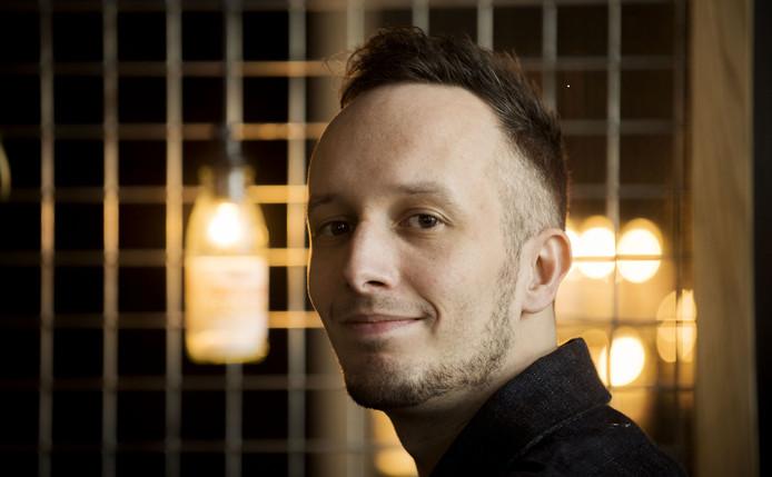Jelmer Visser, de initiatiefnemer van Etten-Leugen.