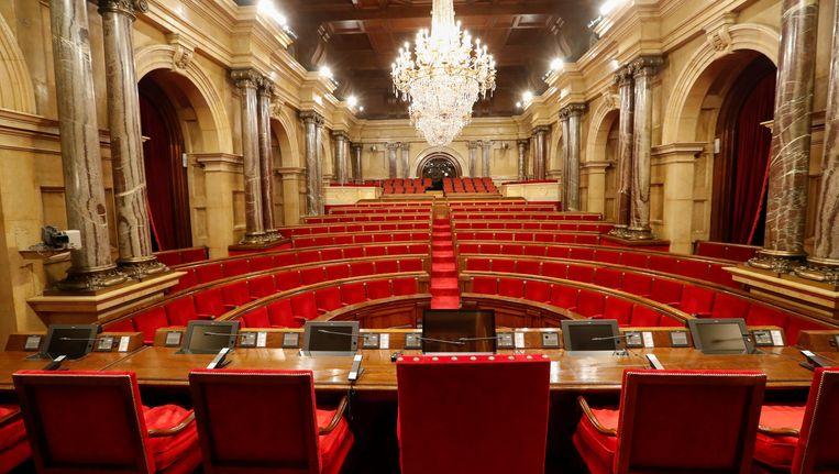 Roept het parlement van Catalonië maandag de onafhankelijkheid uit?
