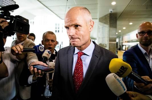 Minister Stef Blok van Buitenlandse Zaken