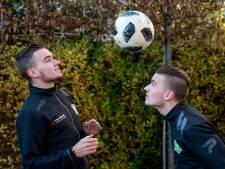 Topper tegen Gemert speciaal voor Wirix-tweeling: 'Reinald Boeren weet ons zelfs nu nog te raken'
