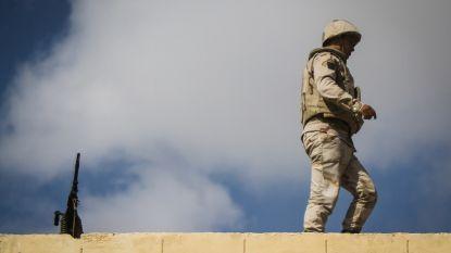 Egyptisch leger doodt meer dan 50 jihadisten in Sinaï