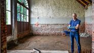 Renovatiewerken aan vernieuwd repetitielokaal voor fanfare volop bezig