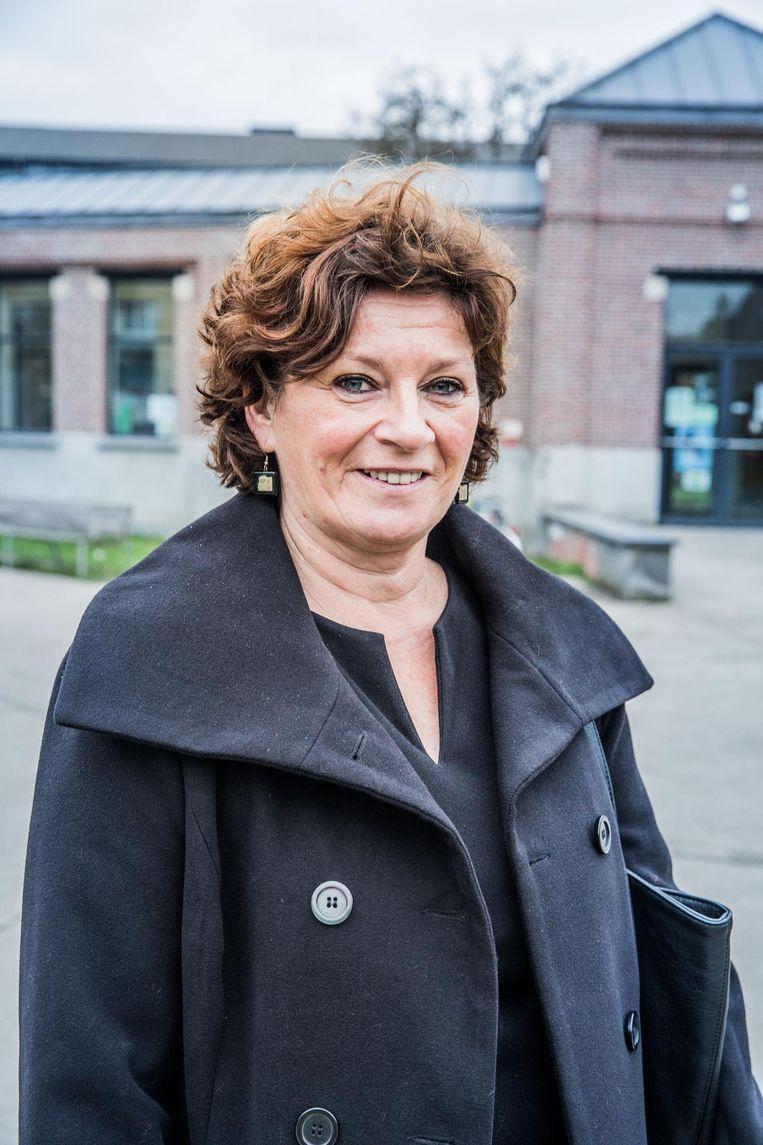 Directrice Heidi Masschaele.