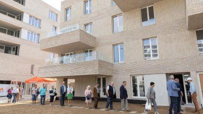 Kijkwoning en -appartement 't Lycée geopend