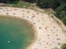 Zandenplas in Nunspeet zag aantal bezoekers bijna verdubbelen in 2018