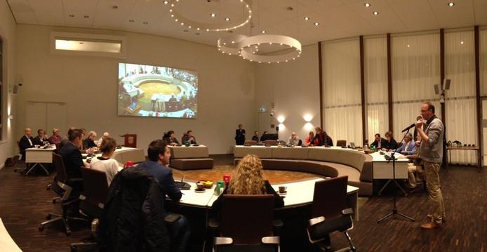 Met de informatieavond over de Werft maakte de raad voor het eerst gebruik van de nieuwe raadszaal in het Klavier.