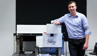 Inktloos printen kan, nu de printers nog