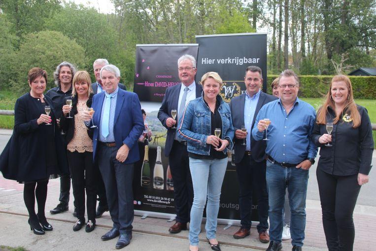 Organisatoren, deelnemers en artiesten kijken al uit naar de eerste Aalsterse Champagnebeurs.