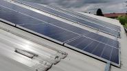 Pas geplaatste zonnepanelen op bollodroom zullen meteen renderen bij dit zomerweer