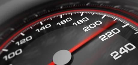 Dit zijn de acht extreemste snelheidsovertredingen in Europa