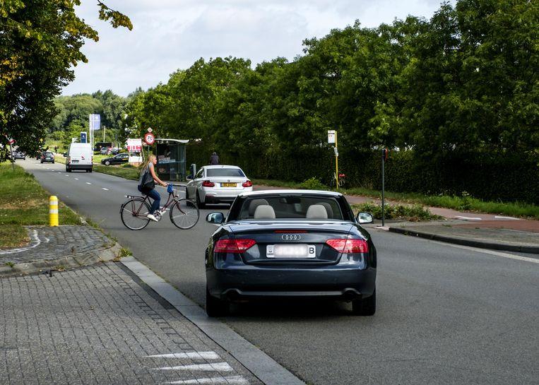 Zeker voor de fietsers zal het veiliger worden