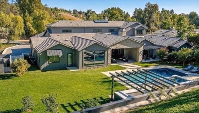La maison de la famille Kardashian à ses débuts
