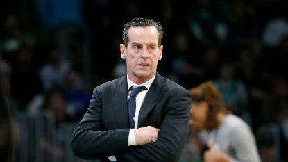 Brooklyn zet coach Kenny Atkinson ondanks overwinning aan de deur