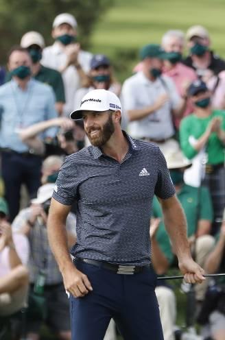 Dustin Johnson wint Masters met recordscore, Tiger Woods beleeft historisch dieptepunt