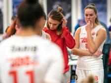 Seizoen door bekeruitschakeling bijna voorbij voor basketbalvrouwen Batouwe