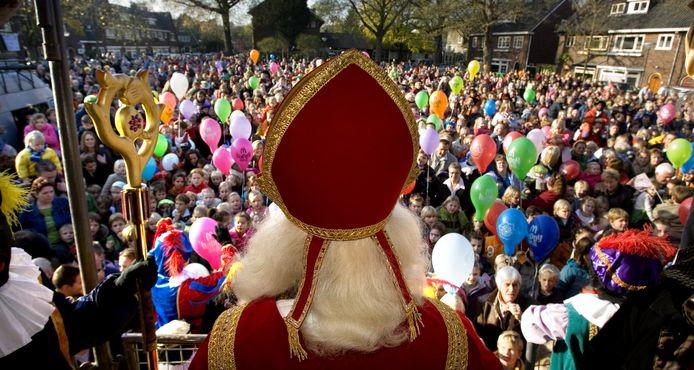 Ook in Vught dit jaar geen vol Stationsplein tijdens de Sinterklaasintocht.