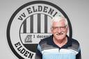 Wim Hendriks, voorzitter Arnhemse Voetbal Federatie en bestuurslid van Eldenia