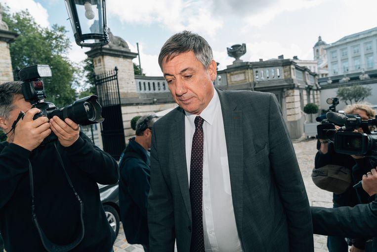 Jan Jambon, de toekomstige Vlaamse minister-president.