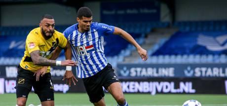Gele kaarten stapelen zich op bij FC Eindhoven: 'Liever dat dan slap spelen en verliezen'