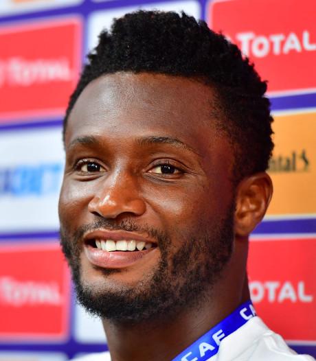 Mikel (32) zwaait af als international van Nigeria