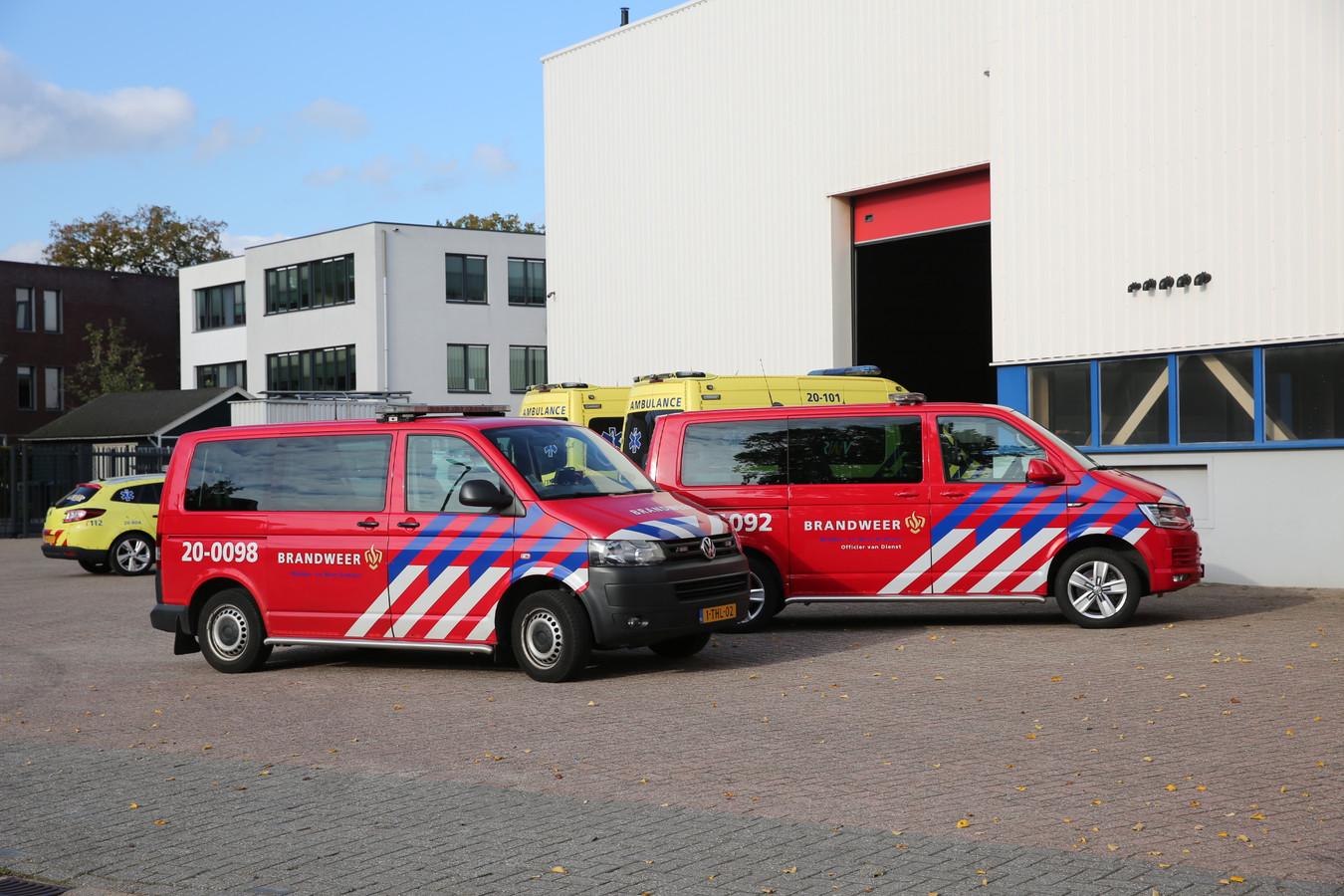 Dode bij bedrijfsongeval in Heerle