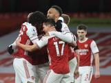 Arsenal zet goede serie voort tegen Newcastle