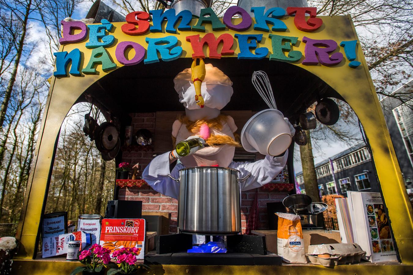 OISTERWIJK Carnavalsoptocht nr 33 Brandweer Oisterwijk - The Muppet Show