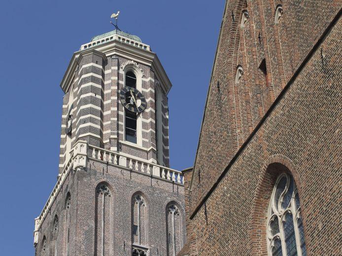 De kerkklokken van de Peperbus zullen 14 april exact om 13.00 uur luiden, precies zoals het 75 jaar geleden tijdens de bevrijding ook ging.