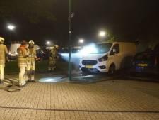 Weer autobrand Bunschoten, ondernemer voor tweede keer slachtoffer