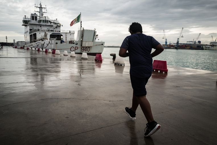 De haven van Catanië werd dit jaar wereldnieuws toen de Diciotti hier aanmeerde. De Italiaanse regering weigerde de 190vluchtelingen aan boord op te vangen.