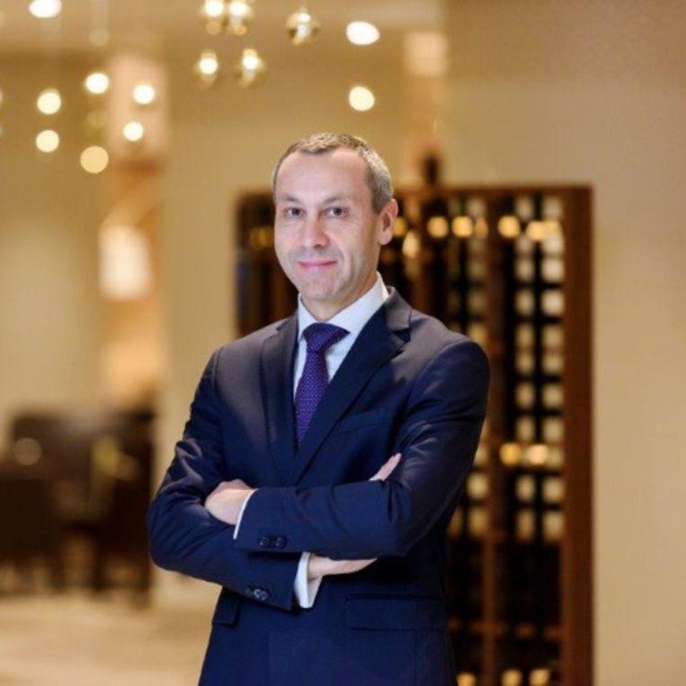 Sam Van Campenhout is sinds december 2017 general manager van het Sheraton Club des Pins Resort in Algiers.