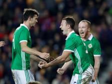 Noord-Ierland wint oefenduel op bezoek bij Tsjechië