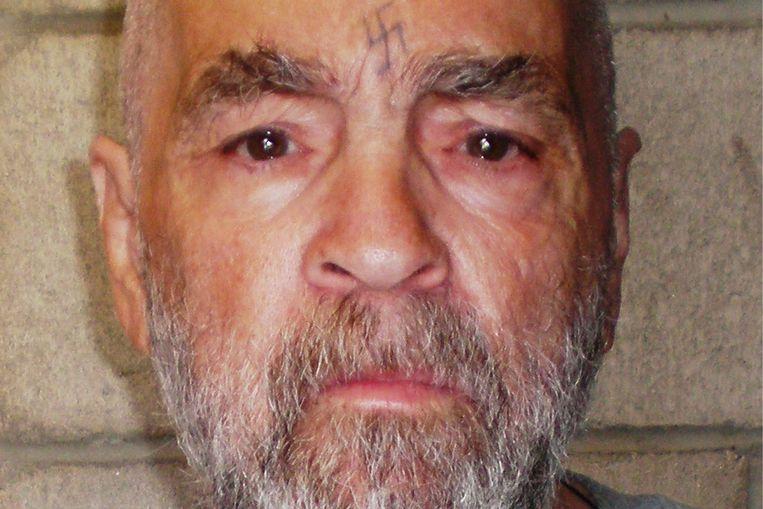 Charles Manson, de inmiddels overleden sekteleider.