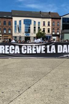 'Les amis de l'Horeca' à Charleroi renoncent à leur recours en justice