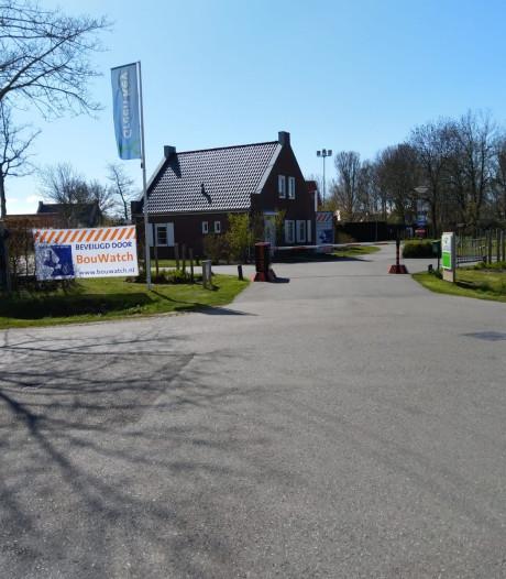 Verlaten Resort Haamstede extra beveiligd tegen inbrekers