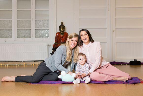 """Lins Mommen: """"Het is nu keihard werken, zeker omdat onze dochter thuis is en we haar ook voldoende aandacht willen geven"""""""