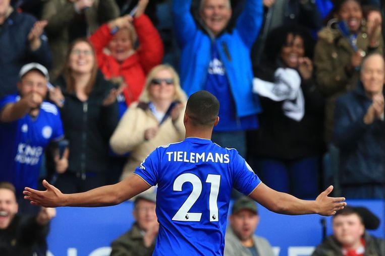 Youri Tielemans.