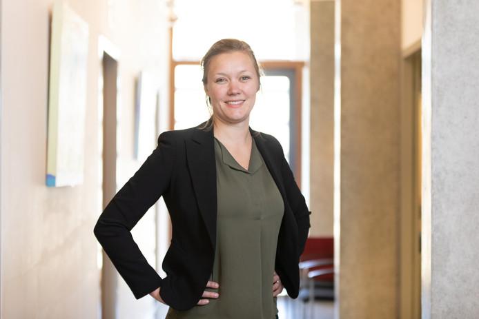 Projectleider Marit Polman: ,,Patiënten geven aan liever niet naar het ziekenhuis te willen. Want los van reistijd hebben ze vaak beladen associaties overgehouden aan hun tijd in het ziekenhuis.''