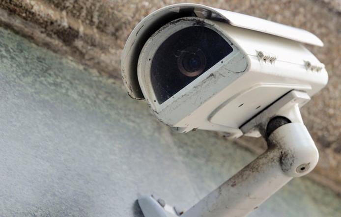 De wisseltruck kwam in beeld door beelden van een bewakingscamera.